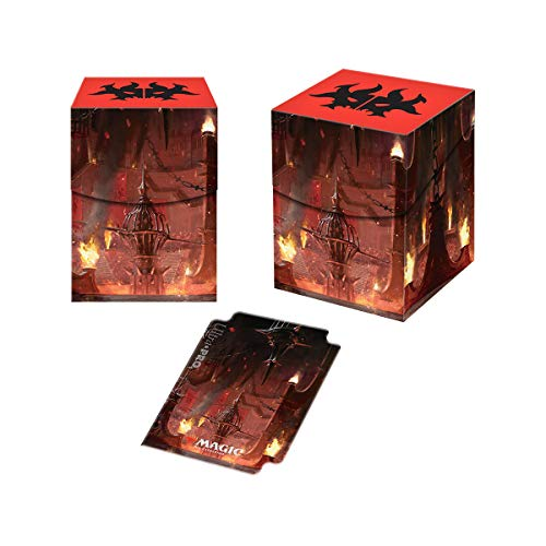 Magic: The Gathering - Guilds of Ravnica Cult of Rakdos PRO-100+ Deck Box