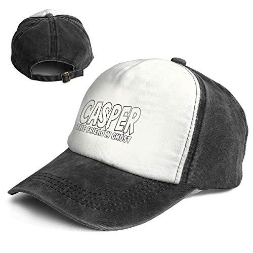 Casper The Friendly Ghost Vintage Baseball Cap for Women and Men Adjustable Trucker Sun Visor Cap