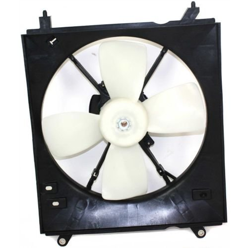 Perfect Fit Group REPT160901 - Camry / Solara A/ C Fan Shroud Assembly, Right, 4 Cyl (A/c Fan 4 Cyl)
