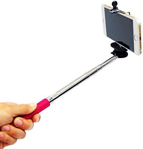 AGG1432 LimoStudio 3Pcs Selfie Stick Set Portrait Camera Monopod Extendable Cell-phone Tripod with Bluetooth Remote Shutter