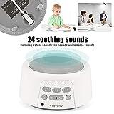 Skatolly Sleep Sound Machine, White Noise Sleep