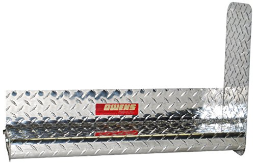 Owens Products OC82404 ClassicPro Series Diamond 4in. Wheel To Wheel Running Boards (E Series 350 Running Boards compare prices)