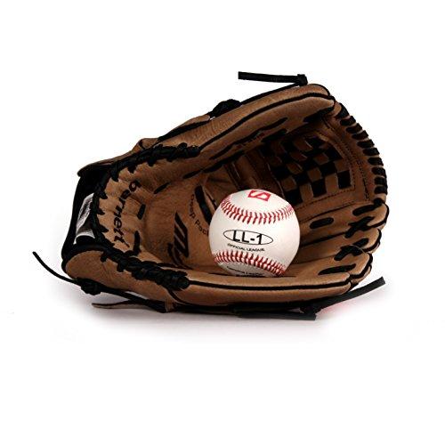 barnett GBSL-2 Baseball kit glove-ball, senior, leather (SL-120, LL-1) by Barnett