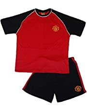 Manchester United Football Mens Club MUFC officiële korte pyjama