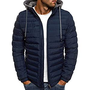 Best Men Puffer Removable Hoodie Jacket In India 2021