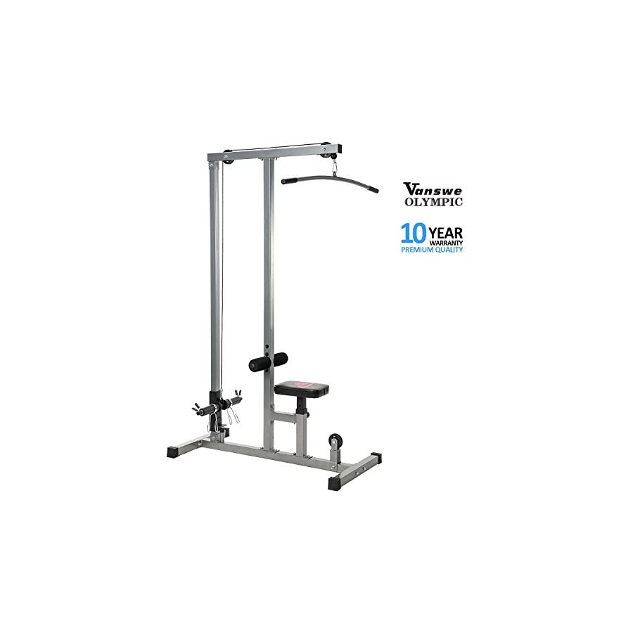 Vanswe LAT Pulldown Machine Low Row Cable Pull Down Machine