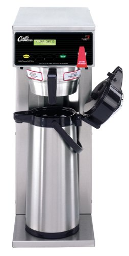Wilbur Curtis G3 Airpot Brewer 2.2L To 2.5L Single/Standard Airpot Coffee Brewer – Commercial Airpot Coffee Brewer  – D500GT12A000 (Each)