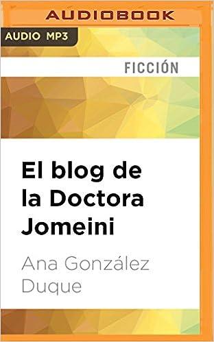 el blog de la doctora jomeini libro