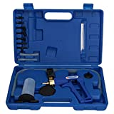 Handheld Vacuum Brake Bleed Kit/Line Bleeding Adaptors 0-30 PSI
