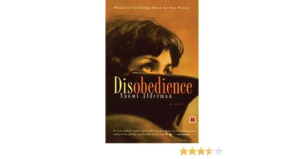 Disobedience: Amazon.es: Naomi Alderman: Libros en idiomas ...