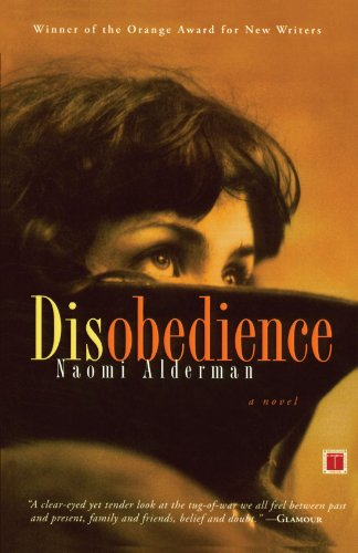 Cover of Disobedience: A Novel