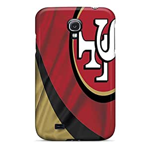Hot Tpu Cover Case For Galaxy/ S4 Case Cover Skin - San Francisco 49ers