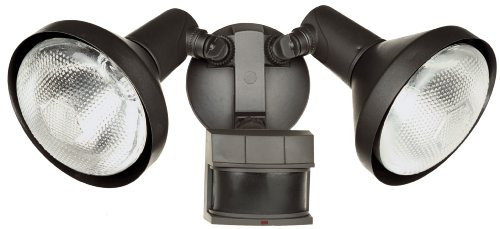 Dual Brite Outdoor Flood Lights
