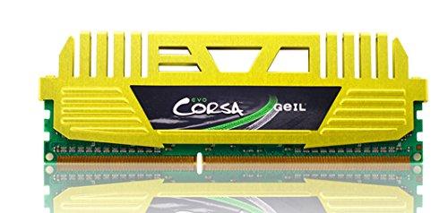 Geil 16GB PC3-14900 Kit - Memoria (16 GB, DDR3, 1866 MHz)