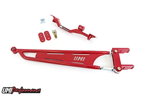 Umi Torque Arm - UMI Performance 2202-R F-Body Short Torque Arm/Adj Long Tube