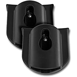 Contours Infant Car Seat Adapter for Strollers, Britax by Contours