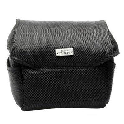 Nikon Fabric Carry Case for Nikon Coolpix P80, L100, L110, L120, L810 and L310 by Nikon