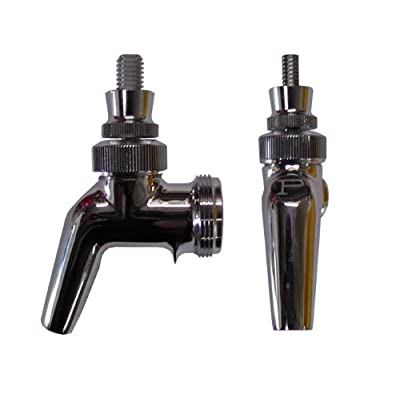 Perlick 630SS Stainless Steel Draft Beer Faucet