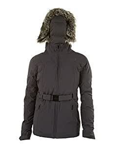 The North Face Women's Greenland Jacket A8WZ044 Graphite Grey XL
