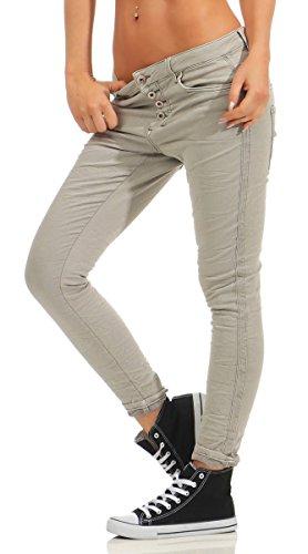 Femme Bleu Lexxury 36 noir Grau Jeans APwpwHx7nR