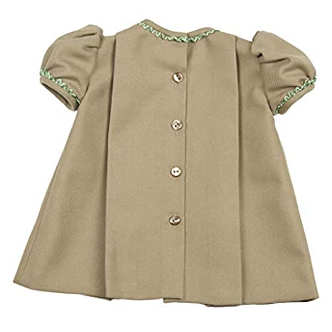 MI HIJA Y YO Vestido Cubre-Pañal y Capota Mimosa para Bebé ...