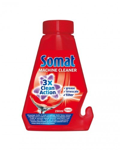 Somat Dishwasher Machine Care Cleaner 250ml - PACK of 4