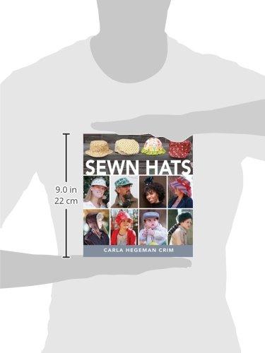 sewn hats carla hegeman crim