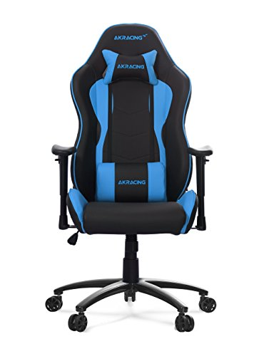 AKRacing Nitro Racing Style Desk Office Gaming Chair with...
