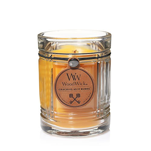 TEAKWOOD - RESERVE WoodWick 8.5 oz Scented Jar Candles - Ashby Collection Wood