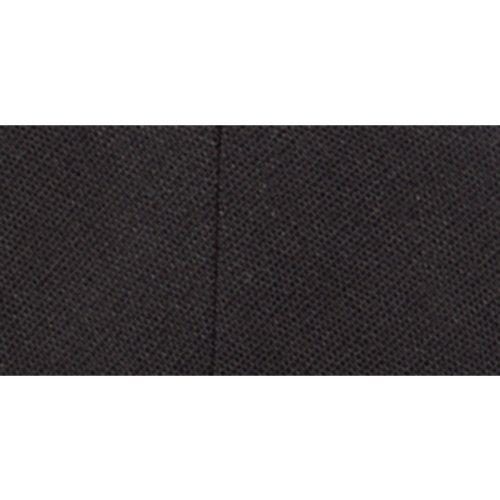 Wrights 117-202-031 Wide Single Fold Bias Tape, Black, 3-Yard
