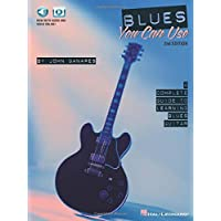 Blues You Can Use: A Complete Guide to Learning Blues Guitar Bk/Online Audio