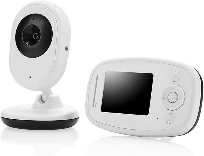 DBM-TOR Monitor de bebé, Video Baby Monitor y cámara Wireless ...