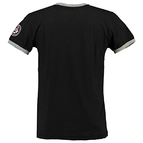 Geographical Norway - Jabouret SS Men T-Shirt (S, Black)
