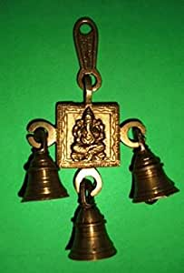 christian gifts india artcollectibles india brass hanging bells 10164