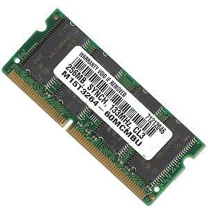 (Micron Technology 256MB PC133 144-Pin Laptop SODIMM)