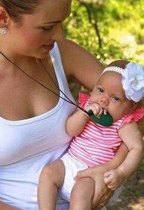 Collier sensoriel /à m/âcher pour enfant ou personne atteinte de troubles dattention ou autistiques