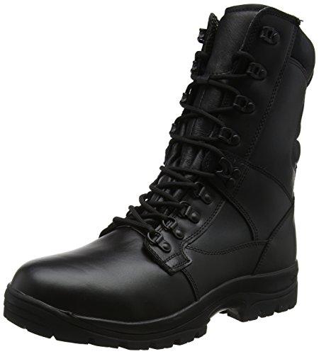 Magnum Unisex Adults' Elite Ii Leather Work Boots Black (Black 21) Y4uIAffJM