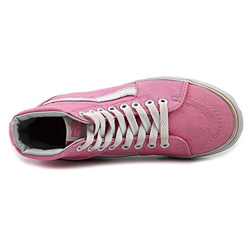 0ff628098e7f49 well-wreapped Vans Sk8-Hi (Canvas) Unisex Prism Pink True Shoes ...