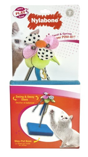 Cat Play Swat and Spring Flower POW-R!, My Pet Supplies