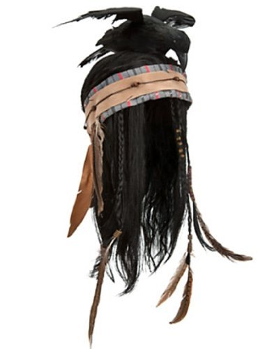 Disney Tonto Costume (Disney Exclusive The Lone Ranger Deluxe TONTO Headdress)