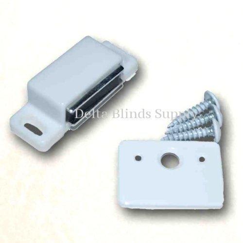 Standard Shutter Magnet Catch White
