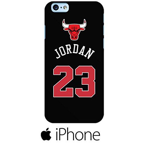Custodia Cover Case NBA basket Michael Jordan Chicago Bulls 23 Iphone 6