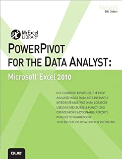 PowerPivot For The Data Analyst Microsoft Excel 2010 MrExcel Library