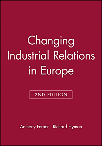 Industrial Relations Pdf