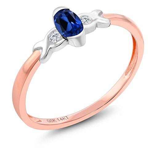 0.41 Ct Diamond Fashion - 4
