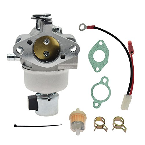 Karbay Carburetor For Kohler 20-853-33-S Carb Fit Courage SV530 SV540 SV590 SV600 Engine John Deere, Fits John Deere L110, 17.5 HP Motor