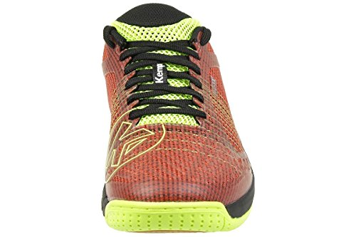 Attack Rouge Two Scarpe Rosso Contender Fluo Rouge Rouge Tomate Noir Kempa Noir Pallamano Jaune Tomate Uomo Rouge Fluo da Jaune zdfqwF0n