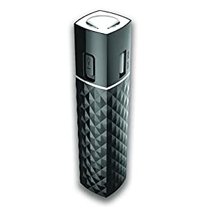 CasePower Lipstick Xl Power Bank - Retail Packaging - Black