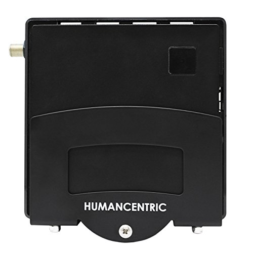 HumanCentric Adjustable Small Device Wall Mount | DVD Players, Cable Boxes, Streaming Media Devices | Patent Pending by HumanCentric (Image #3)