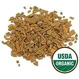Organic Dried CINNAMON BARK CHIPS for Flavoring Kombucha (40-50 Servings)